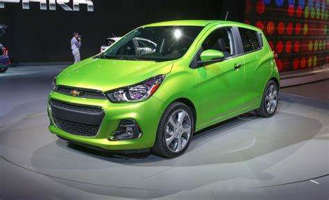 2016 Chevrolet Spark Release Date, Review, Pictures