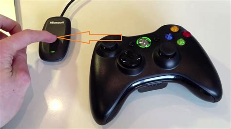 How To Update Xbox 360 Controller Driverconnect Xbox 360