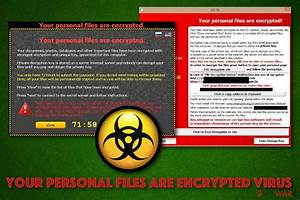 Remove Your Personal Files Are Encrypted Virus  Removal