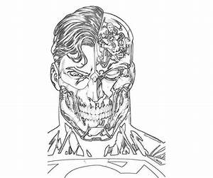 Cyborg Superman Face | Star Sasa