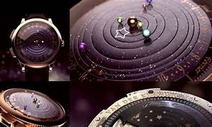 This Astronomical Watch Shows Our Solar System Orbiting ...