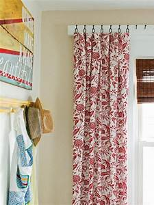 Vorhänge Rot Weiß : gardinen naehen stoff weiss rot muster floral vorhang ideen in 2019 pinterest gardinen ~ Orissabook.com Haus und Dekorationen