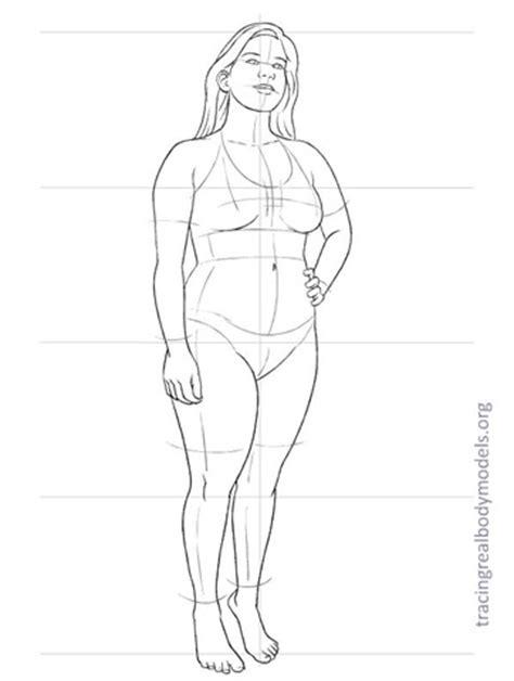 tracing real body models  alternative