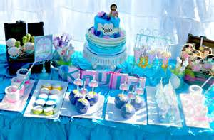 centerpieces for quinceanera mermaid birthday party dimple prints