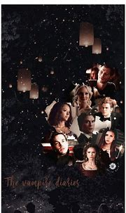The Vampire Diaries #klaus #and #cami #aesthetic # ...