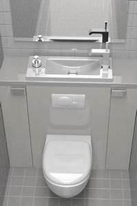 Wc Lave Main Intégré : best 25 small toilet ideas on pinterest small toilet ~ Dailycaller-alerts.com Idées de Décoration