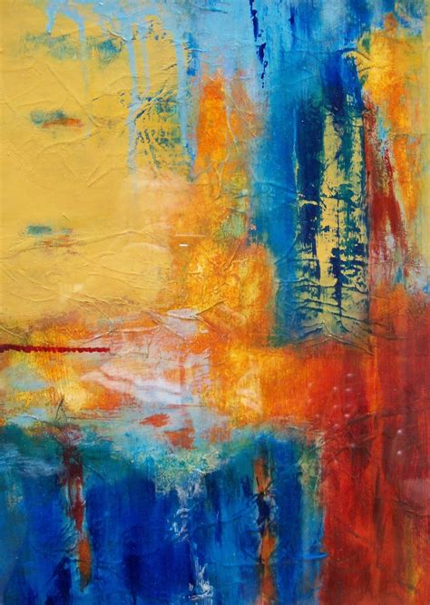 Abstract Artists International Persevere Original
