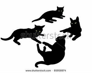 Stylized Cats Stock Images, Royalty-Free Images & Vectors ...