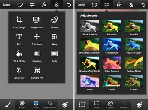 Скачать программы фотошопа для андроид бесплатно