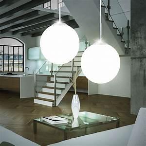 Led Beleuchtung Für Flur : 4 5 watt led pendelleuchte h ngelampe wohnzimmer opal kugel beleuchtung k che flur design ~ Sanjose-hotels-ca.com Haus und Dekorationen