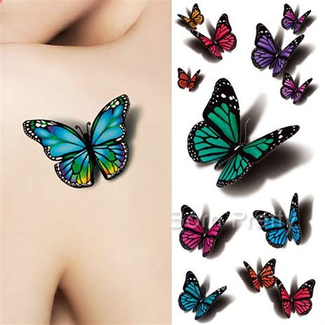 latest butterfly tattoo designs