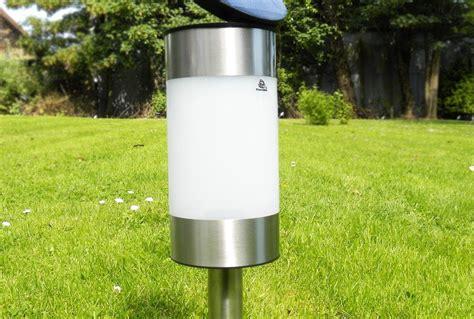 illuminazione da giardino solare lade da giardino ad energia solare no grazie