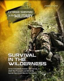 survival wilderness military mcnab chris books