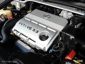 2004 Lexus Es 330 3 3 Liter Dohc 24 Valve Vvt