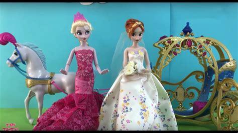 frozen wedding anna kristoff  married elsa