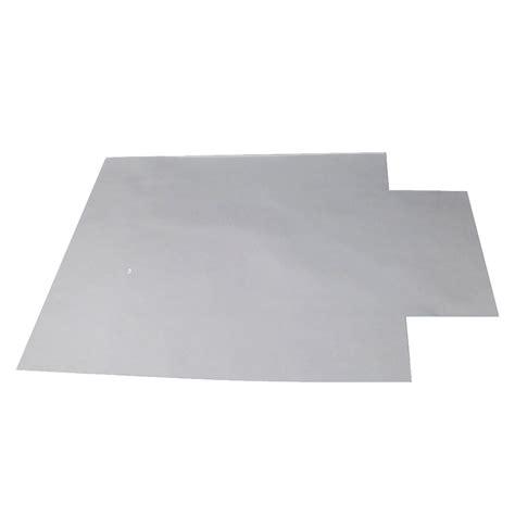 floor mats protectors pvc matte desk office chair floor mat protector for hard wood floors 48 quot x 36 quot ebay