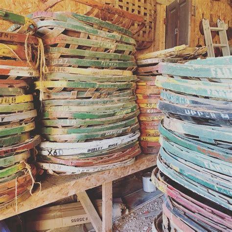 tobacco basketswho    sale  tattered