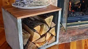 Holzlagerung Im Haus : moderne ideen zur schicken holzaufbewahrung ~ Markanthonyermac.com Haus und Dekorationen