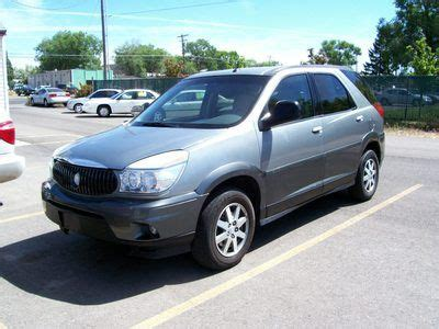 Preowned Buick by Find Used 2004 Buick Rendezvous Pre Owned Suv In