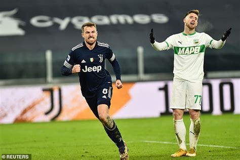 Juventus 3-1 Sassuolo: Cristiano Ronaldo draws level as ...