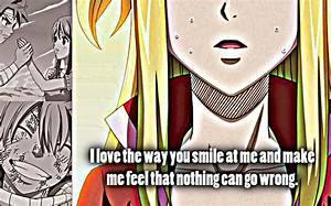 Lucy Fairy Tail Quotes For 2014. QuotesGram
