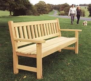 Wooden Garden Benches Simple — Home Ideas Collection