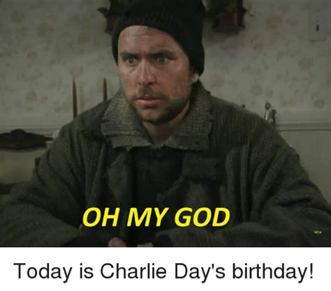 Charlie Day Memes - 25 best memes about birthday and charlie birthday and charlie memes