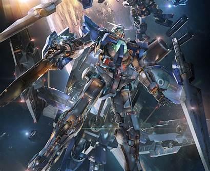 Gundam 4k Versus Resolution Wallpapers Backgrounds Author