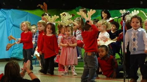 the lyons den advent preschool program 614 | Christmas Play at Advent Preschool 030