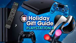 Ps4 Holiday Gift Guide  Controllers  Headset  And More