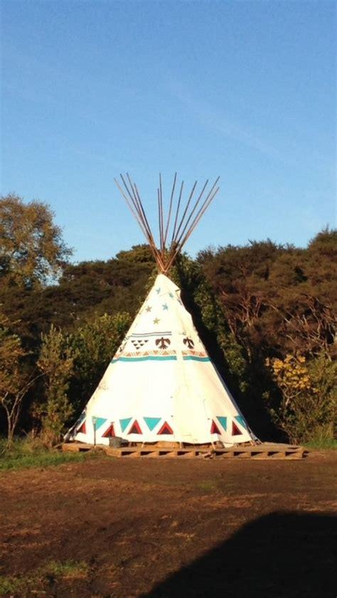 build  teepee guest house   backyard diy