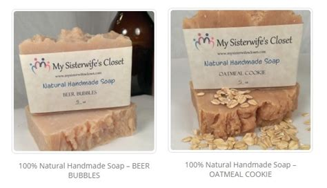 my sisterwife s closet selling handmade soaps made out of