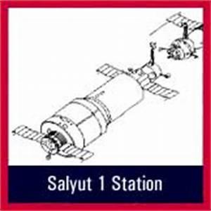 First Orbiting Space Station Salyut - Pics about space