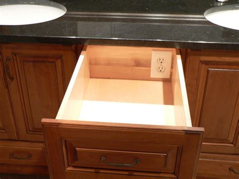Curling Iron Holder Cabinet by Storage Ideas Traditional Bathroom Raleigh By J