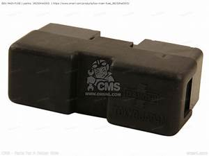 Box Main Fuse For Trx250 Fourtrax 250 1985  F  Usa