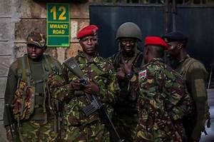 In pictures: Moving to end Westgate siege     Al Jazeera