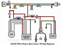 HD wallpapers xs650 wiring diagram pamco ignition