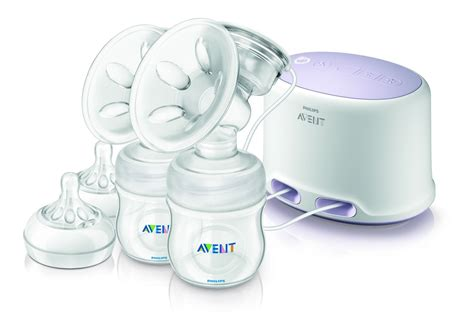 Avent Comfort Double Electric Breast Pump Buy At
