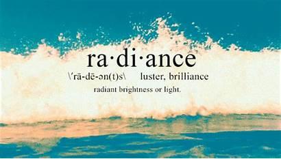 Radiance Quotes Ocean Define Definition Gifs Word