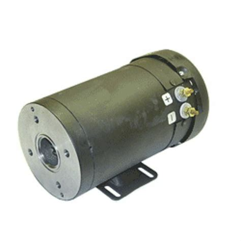 Electric Motor Power by New Hyster Electric 36 Volt Dc Forklift Power Steering
