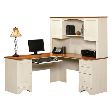 sauder harbor view corner computer desk have to have it sauder harbor view corner computer desk