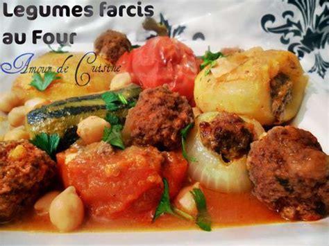 la cuisine au four recettes de légumes farcis et plats