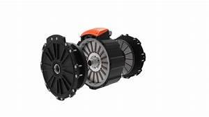 Magnax Yokeless Axial Flux Motor Promises 98 Percent