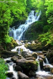 waterfall landscapes ariel bravy photoblog