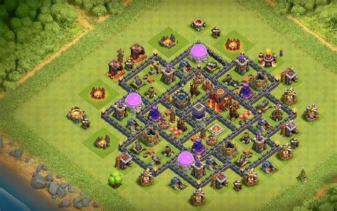 th8 to th11 farming trophy 10 farming trophy war base layouts for february 2017 th8