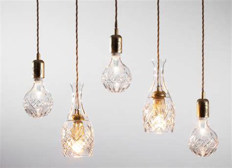 dazzling gem cut led light bulb made from cumbria