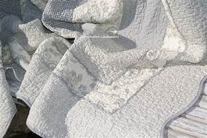 Tagesdecke Grau 180 X 220 : tagesdecke jane 180x260 cm grau creme plaid toile tagesdecken sofa berw rfe decken ~ Bigdaddyawards.com Haus und Dekorationen