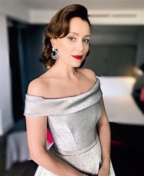 Red Carpet Fashion by Suzanne Neville - Keeley Hawes ...
