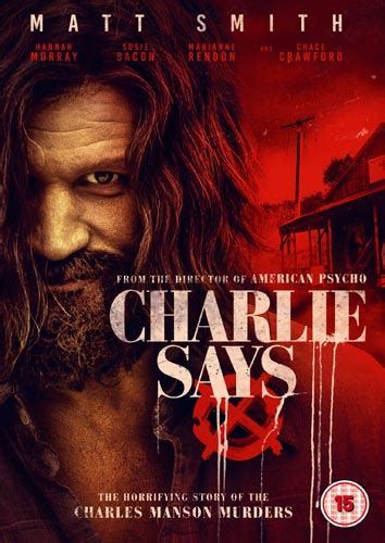 CHARLIE SAYS (2018) Review | Horror Cult Films