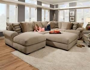 Deep sectional sofa with chaise deep seat depth sofa for Sectional sofa farmhouse
